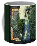 Dance Of The Peacock Coffee Mug