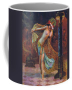 Dance Of The Veils Coffee Mug by Gaston Bussiere