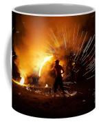 Dance On Fire Coffee Mug