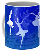 Dance The Blues Away Coffee Mug