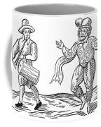 Dance The Morris, 1600 Coffee Mug