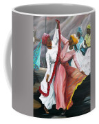 Dance The Pique  2 Coffee Mug