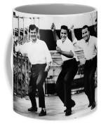 Dance The Twist, C1962 Coffee Mug