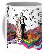 Dance Till The End Of Time Coffee Mug