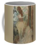 Dancer Dressing Coffee Mug