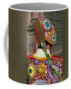 Dancer In Native Costume Peru Coffee Mug