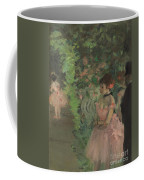 Dancers Backstage Coffee Mug
