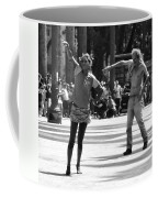 Dancers In Sao Paulo Coffee Mug