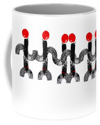 Dancing Coffee Mug
