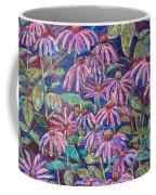 Dancing Coneflowers Coffee Mug