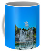 Dancing Fountain Coffee Mug