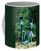 Dancing Frogs Coffee Mug