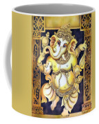 Dancing Ganesh Coffee Mug