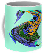 Dancing Goose Coffee Mug