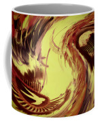 Dancing Headdress Abstract Coffee Mug