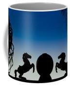 Dancing Horses Coffee Mug