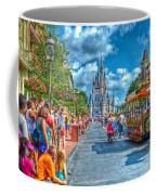 Dancing In The Streets Coffee Mug