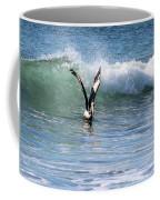 Dancing On The Waves Coffee Mug