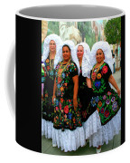 Dancing Queens Palm Springs Coffee Mug
