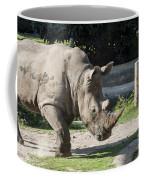 Dancing Rino Coffee Mug