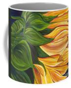 Dancing Sunflower Coffee Mug