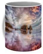 Dancing Sunset Coffee Mug