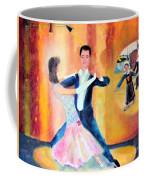 Dancing Through Time Coffee Mug