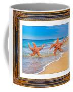 Dancing To The Beat Of The Sea Coffee Mug