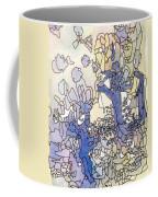 Dancing Trees II Coffee Mug