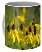 Dancing Wildflowers Coffee Mug
