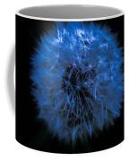Dandelion Blues Coffee Mug