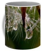Dandelion Droplets Coffee Mug
