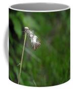 Dandelion In The Wind Coffee Mug