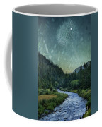 Dandelion Moon Coffee Mug