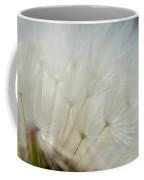 Dandelion Seed Head Macro II Coffee Mug