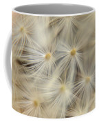 Dandelion Seed Head Macro Iv Coffee Mug