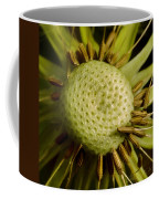 Dandelion With Seeds Coffee Mug