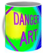 Danger Art Coffee Mug