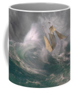 Danger At Sea Coffee Mug
