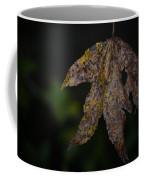 Dangling Dark Sweetgum Coffee Mug