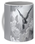 Dante And The Eagle Coffee Mug