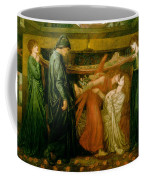Dantes Dream At The Time Of The Death Of Beatrice 1856 Coffee Mug by Philip Ralley