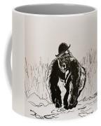 Dapper Coffee Mug by Beverley Harper Tinsley