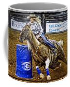Dappled Barrelracer Coffee Mug