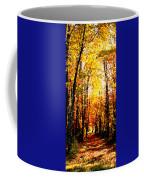 Dappled Sunlight Coffee Mug