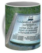 Dardanelle Plack Coffee Mug
