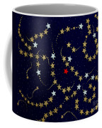 Dare To Be Different - Stars - Blazing Trails Coffee Mug