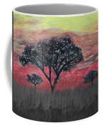 Dark Africa Coffee Mug