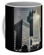 Dark And Light Coffee Mug