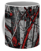 Dark Branches Coffee Mug